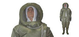 Protective Biological and Chemical Suit EBO-10/M