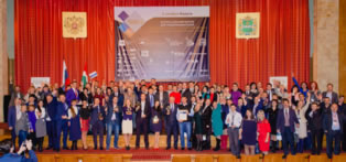 Best entrepreneurs of central Russia were awarded in Kaluga