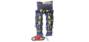 Anti-shock trousers
